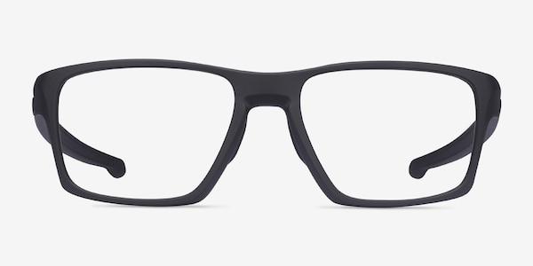 Oakley Litebeam Satin Black Plastic Eyeglass Frames