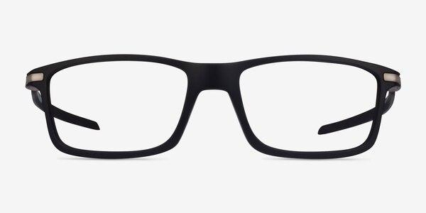 Oakley Pitchman Carbon Satin Black Plastic Eyeglass Frames