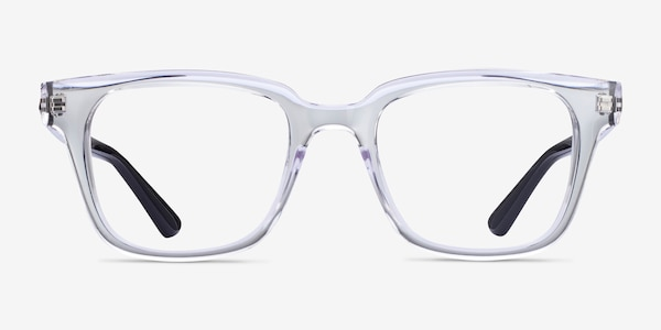 Ray-Ban RB4323V Clear Plastic Eyeglass Frames