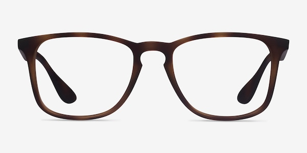 Ray-Ban RB7074 Tortoise Plastic Eyeglass Frames