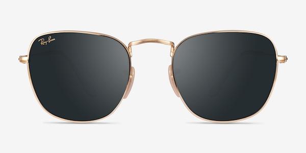 Ray-Ban Frank Legend Gold Metal Sunglass Frames