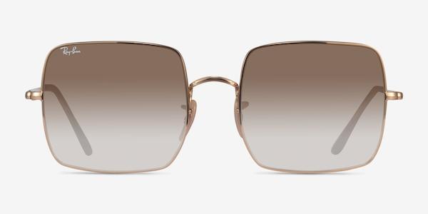 Ray-Ban RB1971 Gold Metal Sunglass Frames