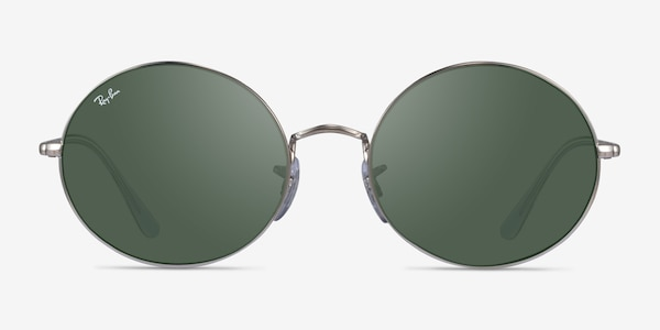 Ray-Ban RB1970 Silver Clear Metal Sunglass Frames