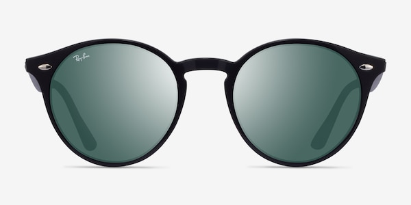 Ray-Ban RB2180 Black Acetate Sunglass Frames