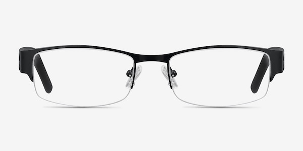 Chilliwack Black Metal Eyeglass Frames