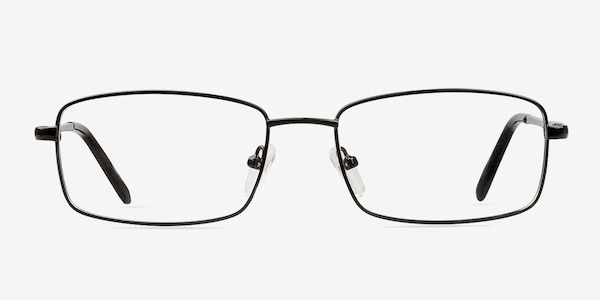 Braydon Black Metal Eyeglass Frames