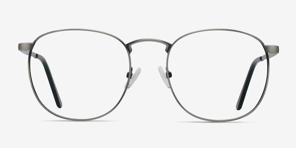 St Michel Gunmetal Métal Montures de lunettes de vue
