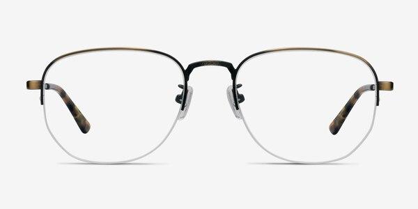 Ritual Bronze Metal Eyeglass Frames