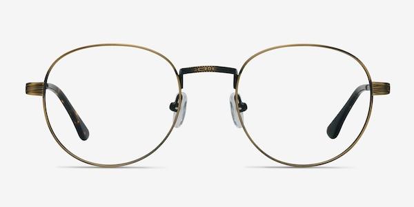 Belleville Bronze Metal Eyeglass Frames
