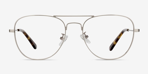 Harrier Gunmetal Metal Eyeglass Frames