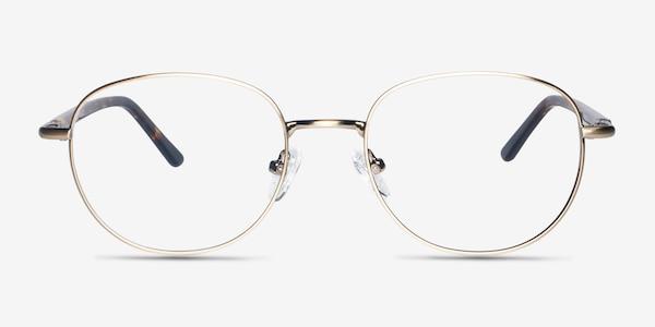 Pensieve Bronze Metal Eyeglass Frames
