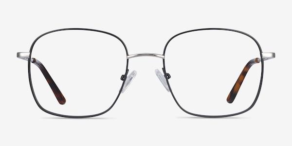 Archive Black Metal Eyeglass Frames