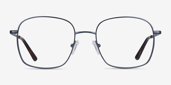 Archive Navy Metal Eyeglass Frames