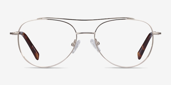 Max Gold Metal Eyeglass Frames