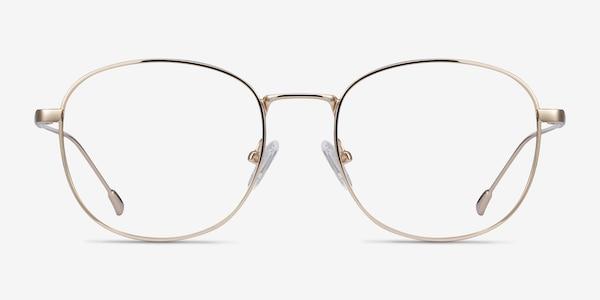 Vantage Gold Metal Eyeglass Frames