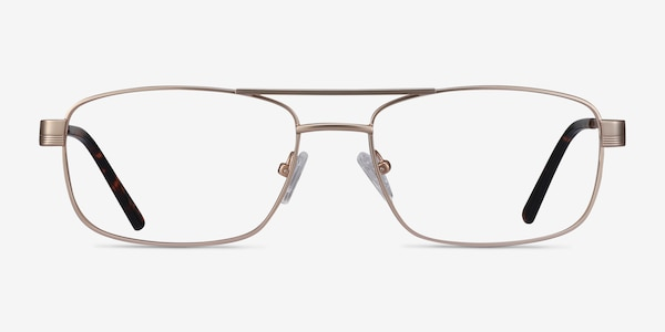 Stan Gold Metal Eyeglass Frames