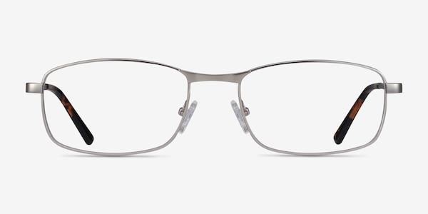 Madon Silver Metal Eyeglass Frames
