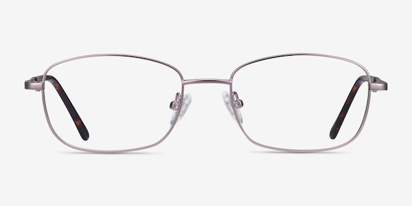 Path Purple Metal Eyeglass Frames