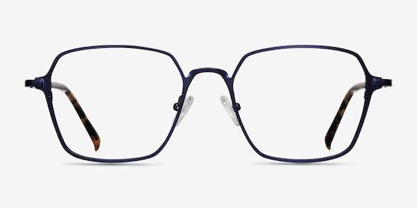 Holden Blue Metal Eyeglass Frames
