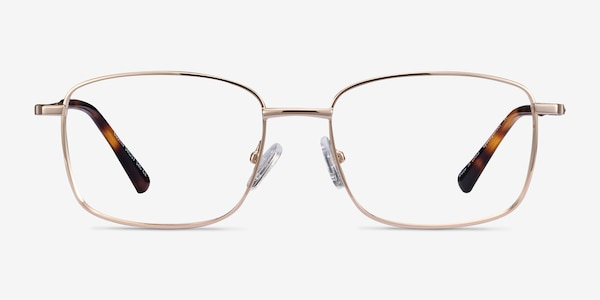 Costin Gold Metal Eyeglass Frames