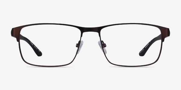 Special Brown Carbon-fiber Eyeglass Frames