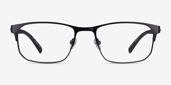 Clint Gunmetal Carbon-fiber Eyeglass Frames
