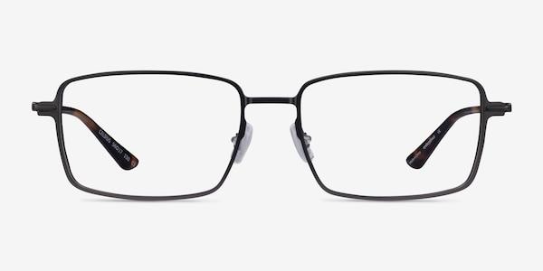 Celsius Gunmetal Aluminium-alloy Eyeglass Frames