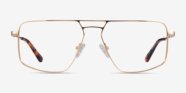 Orson Gold Metal Eyeglass Frames