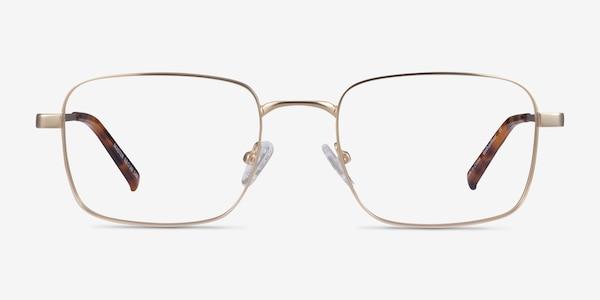 Master Gold Metal Eyeglass Frames