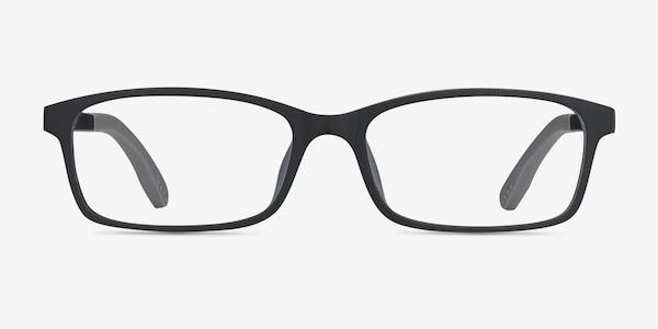 Corvallis Black Plastic Eyeglass Frames