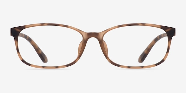 Sutherlin Tortoise Plastic Eyeglass Frames
