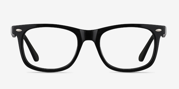 Sam Black Acetate Eyeglass Frames