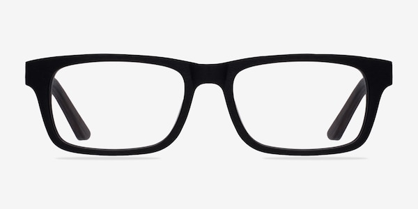 Emory Black Acetate Eyeglass Frames