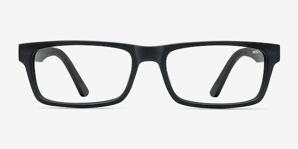 Cambridge Black Acetate Eyeglass Frames