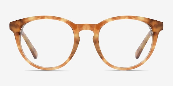 Stanford Brown/Tortoise Acetate Eyeglass Frames