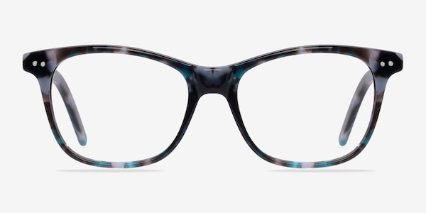 Almost Famous Nebular Blue Acetate Eyeglass Frames