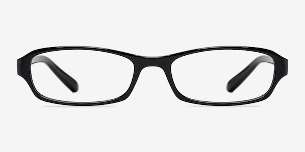 Adept  Black  Plastique Montures de lunettes de vue