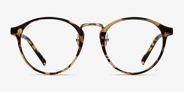 Chillax Tortoise Metal Eyeglass Frames