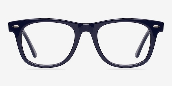 Blizzard Navy Acetate Eyeglass Frames
