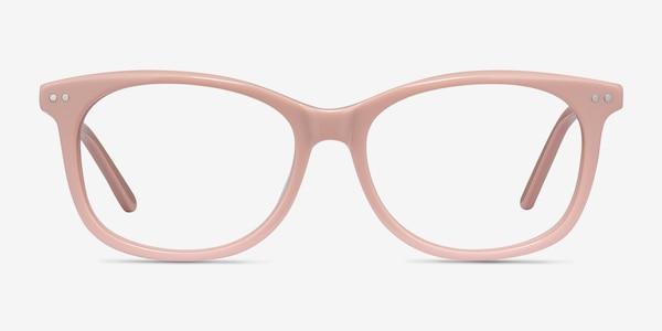 Brittany Pink Acetate Eyeglass Frames