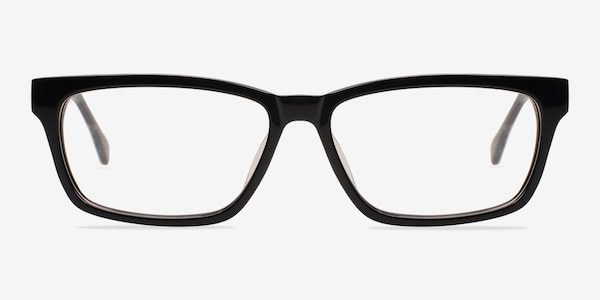 Seattle Black Acetate Eyeglass Frames