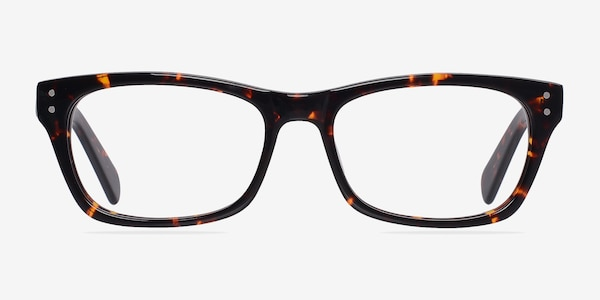 Avalon Tortoise Acetate Eyeglass Frames