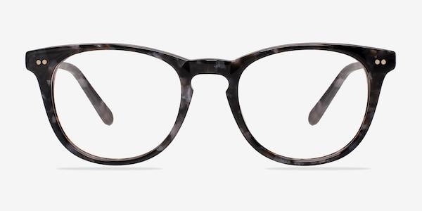 Flume Gray/Floral Acetate Eyeglass Frames