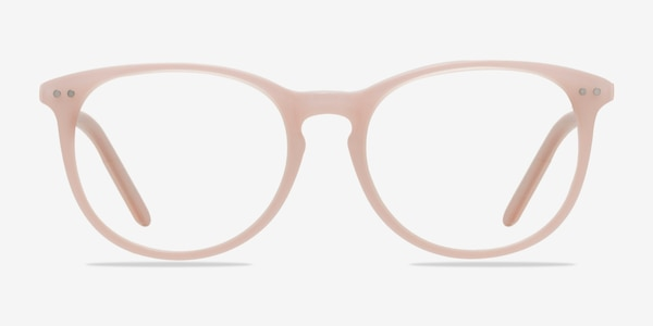 Fiction Pink Acetate Eyeglass Frames
