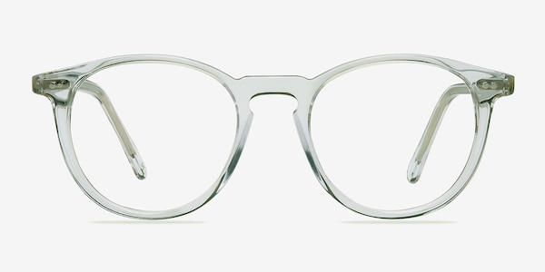 Prism Clear Acetate Eyeglass Frames