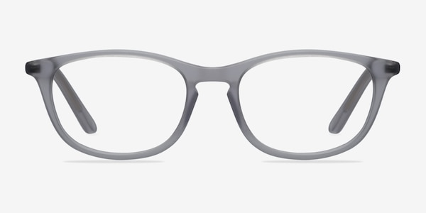 Valentin Clear/Gray Acetate Eyeglass Frames