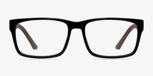 Lexington Black/brown Acetate Eyeglass Frames