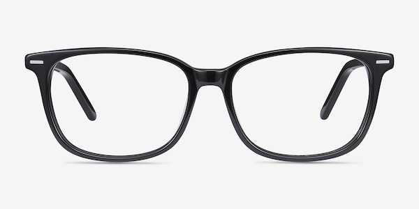 Seapoint Black Acetate Eyeglass Frames