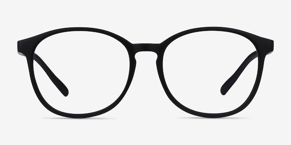 Dutchess Matte Black Plastique Montures de Lunette de vue