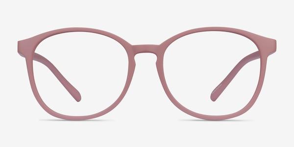Dutchess Matte Pink Plastic Eyeglass Frames